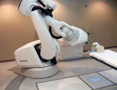 cyberknife-in-action