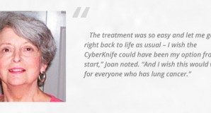 Joan's Lung Cancer Story