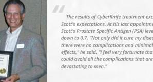 Scott's Prostate Cancer Story