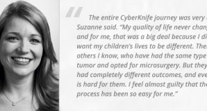 Suzanne's Brain Tumor Battle