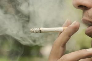 Smoking during prostate cancer treatment